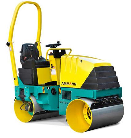 Ammann AV12-2 Roller