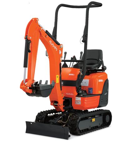 K008 Excavator