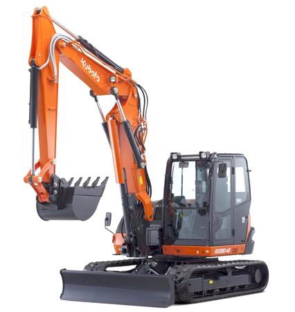 KX080-4a Excavator