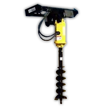 Auger attachment